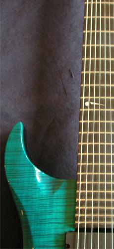 7string guitar